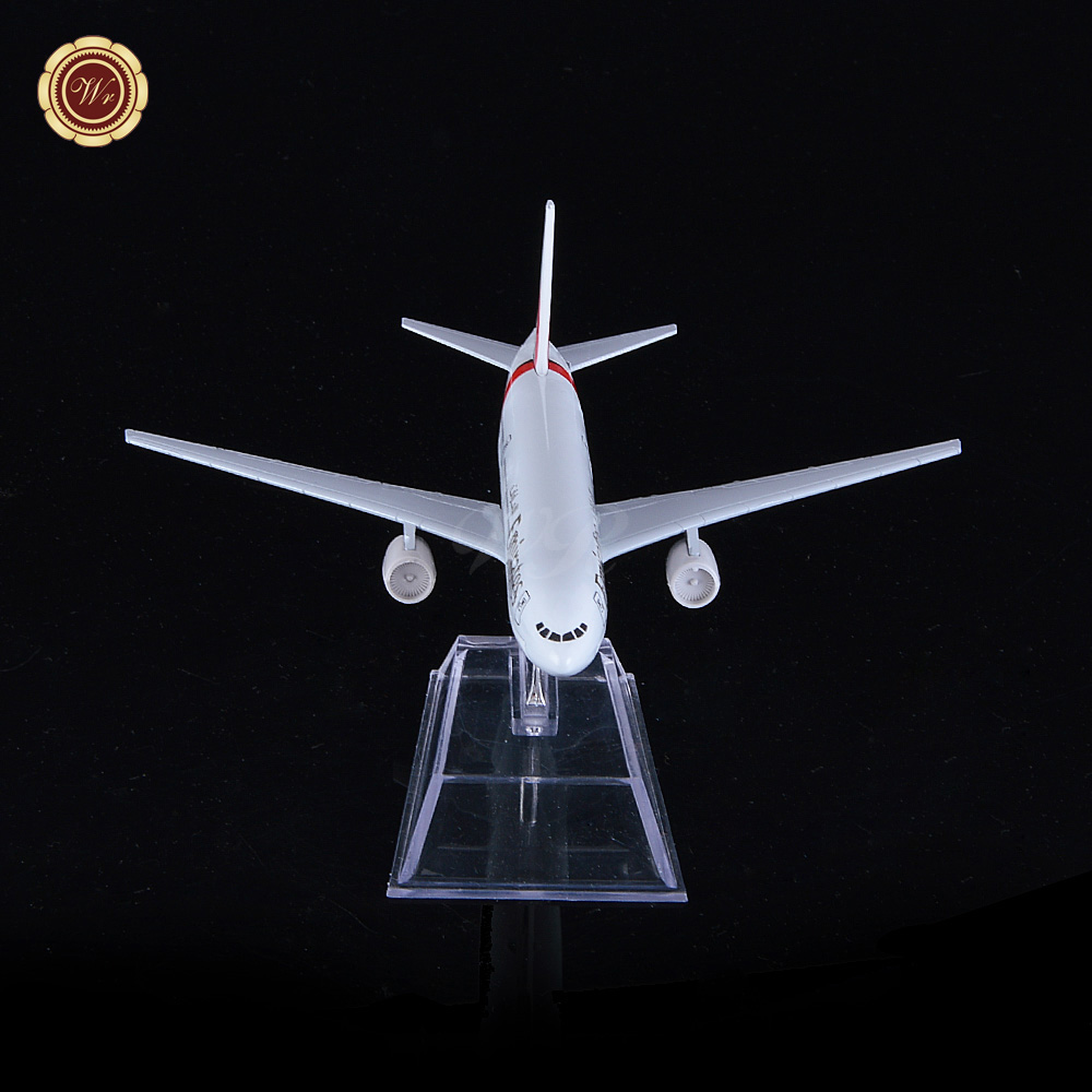 Brand New Airbus 340 Emirates Airlines A-340 Aircraft Aeroplan 16cm Diecast Model United <strong>Arab</strong> Emirates A340 High Simulation