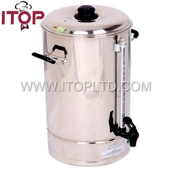 15l stainless steel coffee percolator commercial electric coffee maker - Commercial Coffee Makers