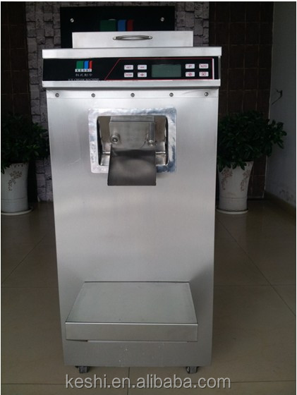 high quality hard ice cream machine for Gelato shops