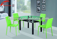 elegant dining room tables desings glass round table extendable