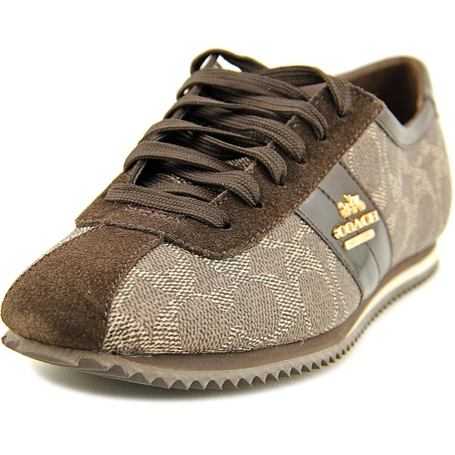 f7fb074ba9c ... shoes 1218b f94cf best price get quotations coach womens ivy signature  sneaker 5.5 91217 66ee8 ...
