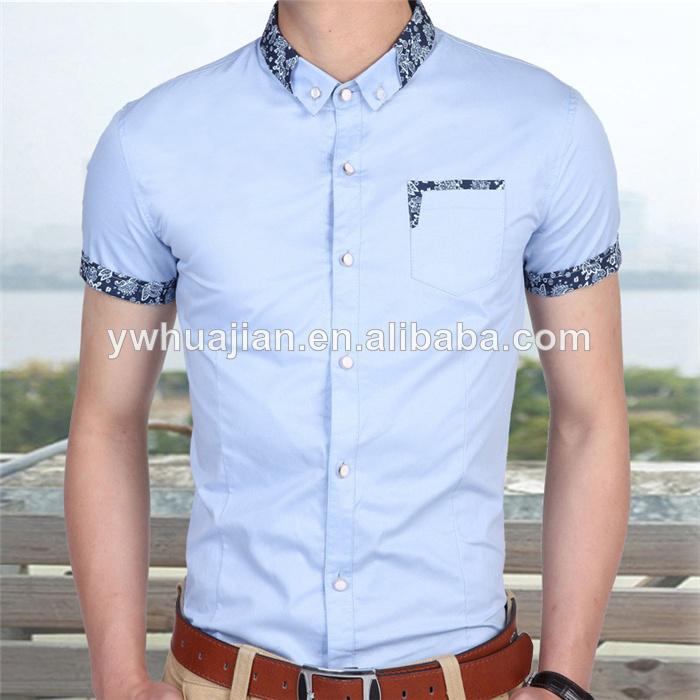 7d631c355 мужские рубашки с коротким рукавом мужские рубашки случайным коротким  рукавом рубашка подходит тонкая