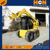 NEWLAND Brand Wheel Loader Moving Type and Skid Steer Loader Type used bobcat skid steer loader