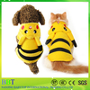 Wholesale funny dog and cat plush Pokemon Pikachu pet clothes