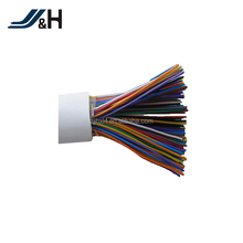 Top quality cat3 utp 100 pair telephone cable color code