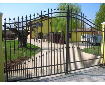 Wrought Iron Gates For Sale Near Me Decorative Iron Gates