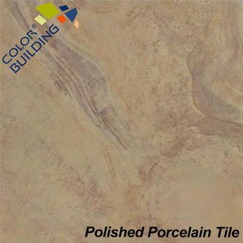 Golden Beige 600x600 Nano Polished On Sale Floor Gres Ceramic Tile ...