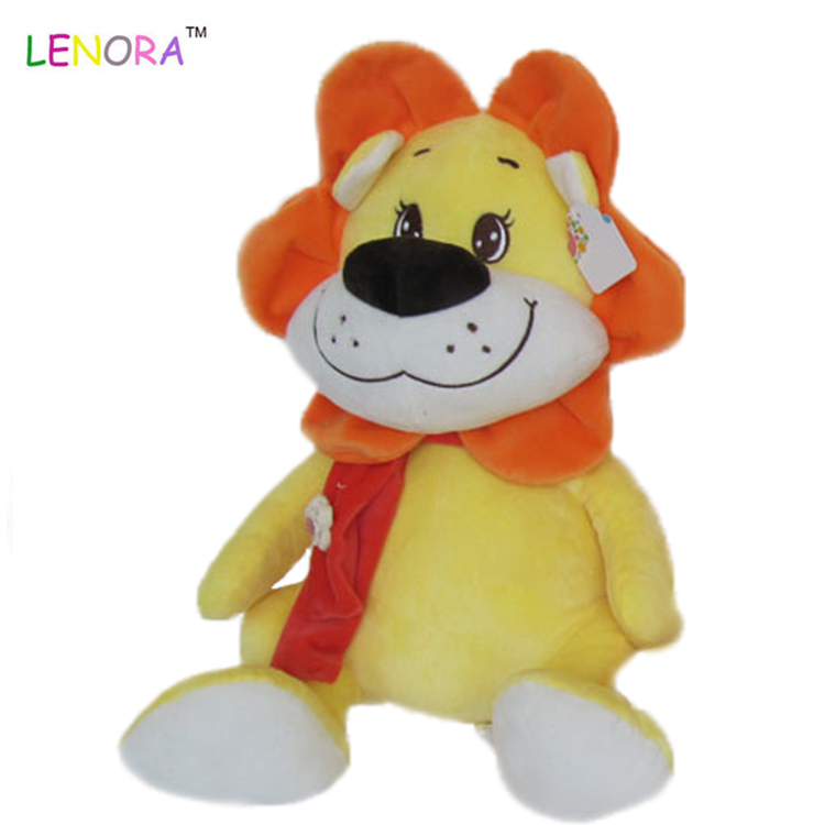 Promotion Large Big Giant Small Soft Stuffed Plush baby Toy Cute dog with Embroidery Logo customized Animals Stuffed kid gift