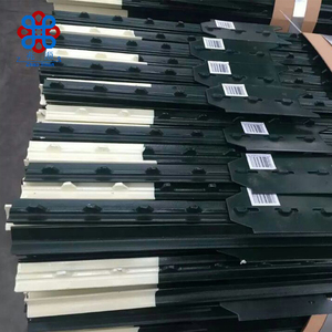 GREEN PAINTED T POST METAL FENCE POSTS GALVANIZED STEEL POST
