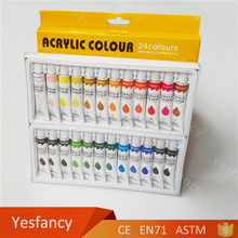 China best best acrylic paint brand acrylic craft paint for leather