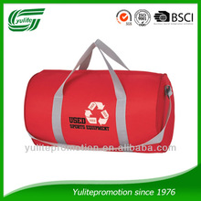Promotion Round Travel Duffel Bag Sport Bag Gym Bag