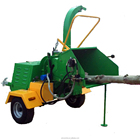 Runshine since 1989 DWC22 diesel wood chipper made in China