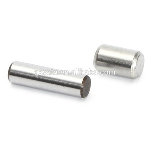 DIN 6325 m6 Case Hardened Solid Dowel Pins Alloy Steel/Bearing Steel/Stainless Steel
