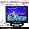 15 inch touch screen monitor for coffe shop,marketplace, restaurant