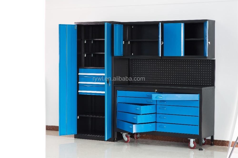 industrielle coffre de rangement personnalis atelier utilisation combinaison bo te outils. Black Bedroom Furniture Sets. Home Design Ideas