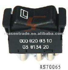 For Benz W123/w124 (5 Pin)power Window Lifter Switch 0008208310 ...