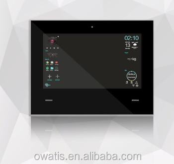 New Design Smart Touch Screen Kitchen Tv For Cabinet Door