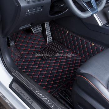 Pvc Floor Covering Car Mats