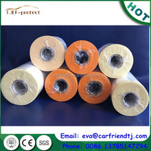 Auto/Car protect pre-folded masking film with tape