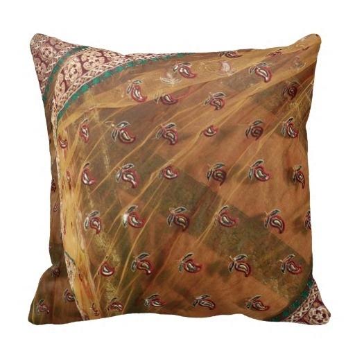 Cushion Pillow Pillow Moroccan Print Stylish Classy Elegant Pillow Case (Size: 20