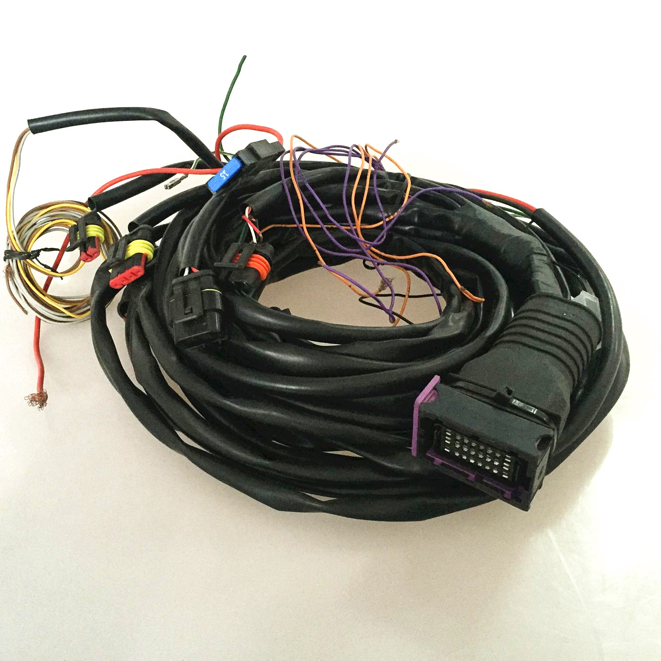 Wholesale Products Auto Wire Harness Silicone 3239 1007 1015 Assembly Car Automobile 14 16 18