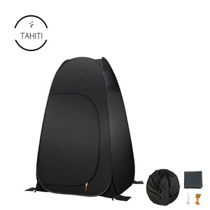Instant Pop Up Pod Movable Portable Foldable Cloth outdoor leisure pop up spray tanning Changing Room tent