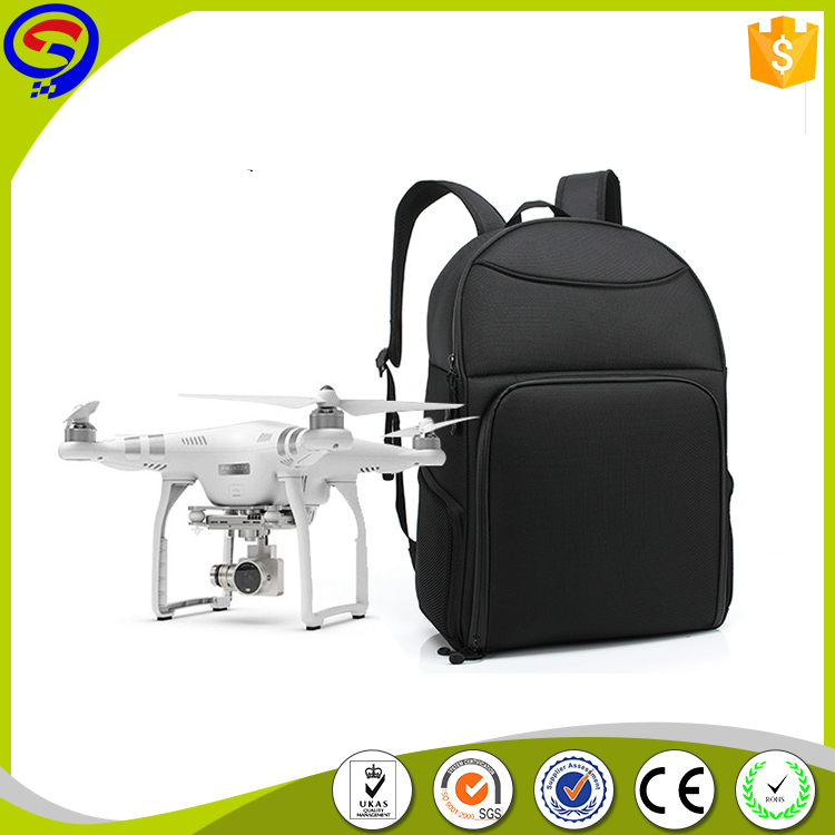 Professional dji phantom 3 / phantom 4 backpack, drone backpack