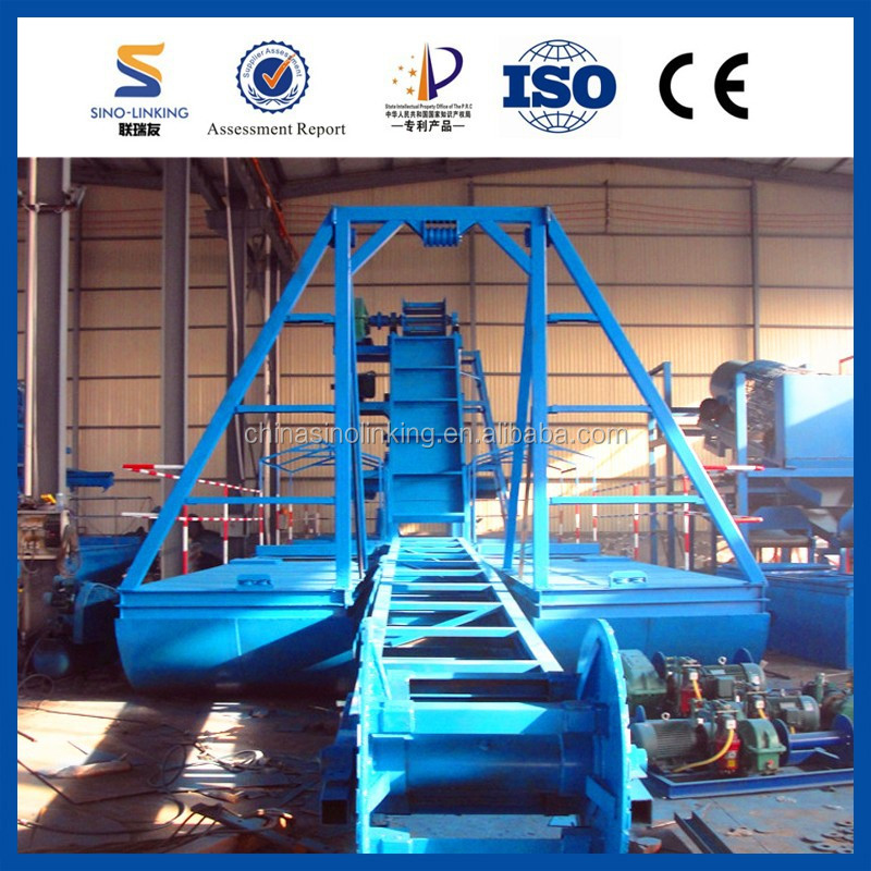 Widely Used Dredging Machine for Gold with Mill Price
