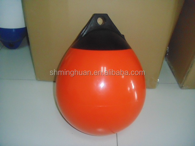 Type A inflatable PVC marine Yacht/Boat fender