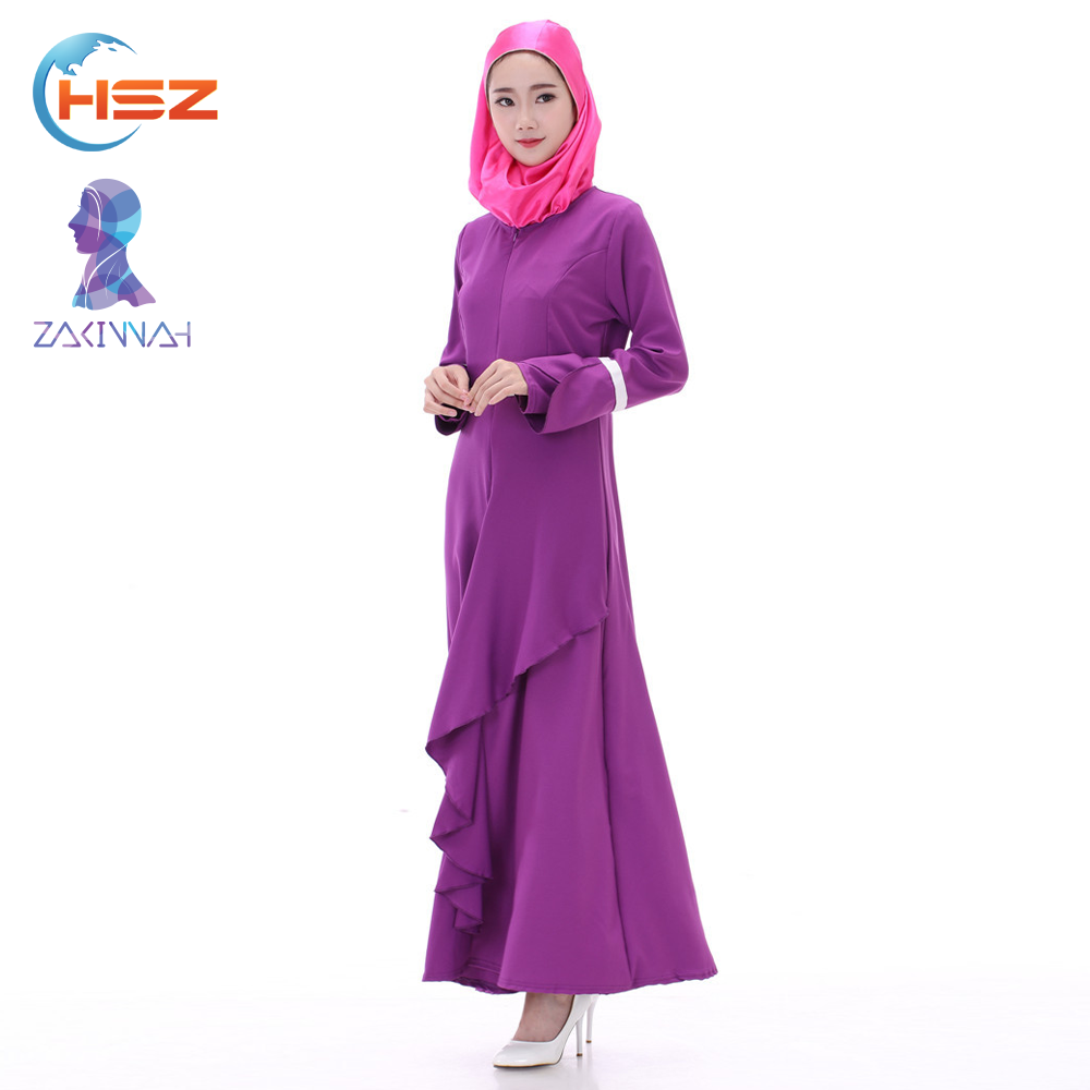 Zakiyyah Y017 Custom Designs Abaya for Fashional Girls Kaftan Style Kurti Latest Dress in Saudi Arabian Pictures