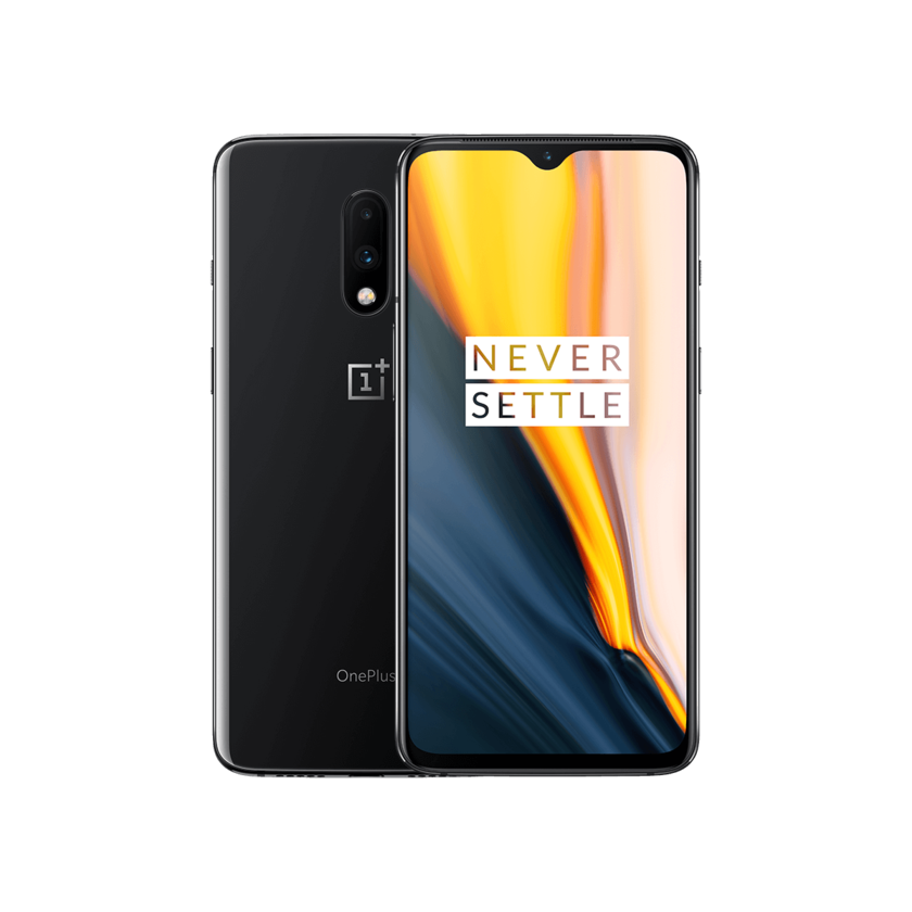Global Rom Oneplus 7 8GB RAM 256GB ROM Smartphone Snapdragon 855 6.41 Inch 60Hz AMOLED Display Fingerprint 48MP Cameras UFS 3.0