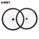HRD002D OEM cheap 38 mm 28 mm colored clincher disc wheel carbon road bike wheels