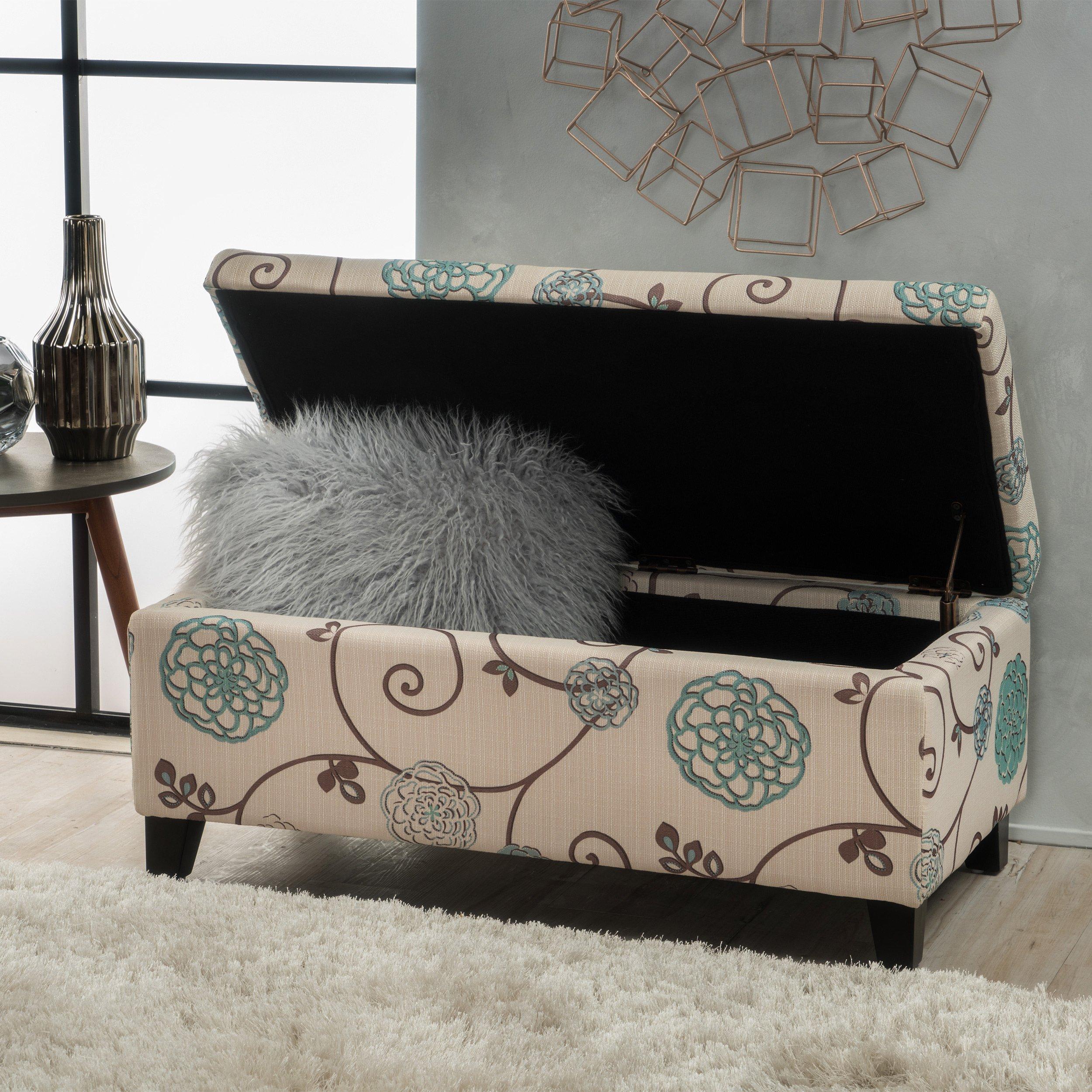 Awe Inspiring Cheap Storage Ottoman White Find Storage Ottoman White Dailytribune Chair Design For Home Dailytribuneorg