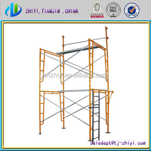 safety H.D.Galvanzied small scaffolding aluminium by international scaffolding standards