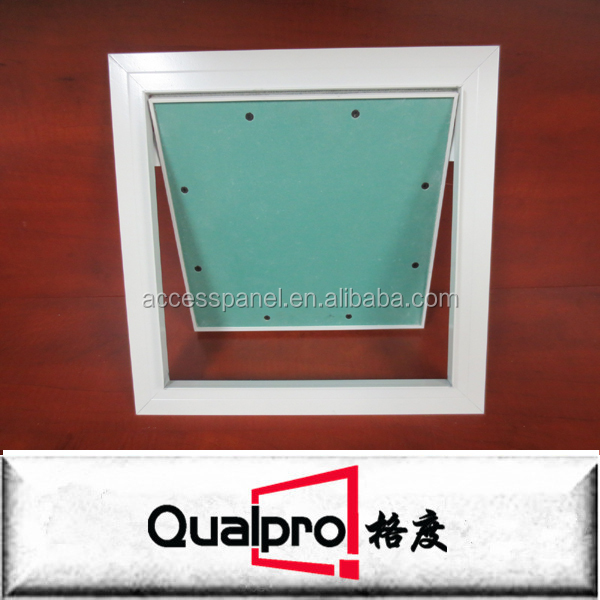 Powder coating Finished Aluminum Access Panel with Special Spring Fixed for Ceiling/Wall AP7720
