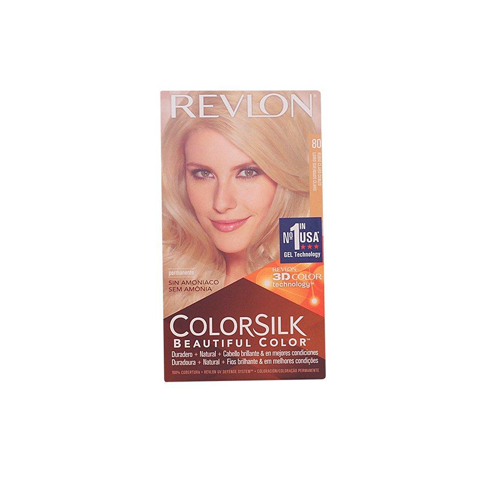 Buy Revlon Colorsilk Permanent Hair Color Medium Golden Chestnut