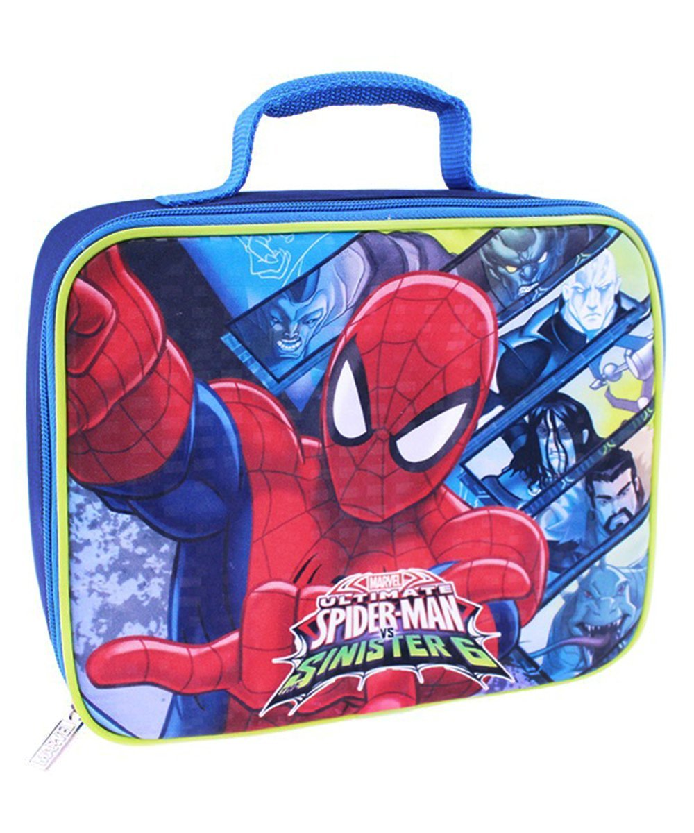 "Spider-Man Sinister 6"" Insulated Lunchbox"