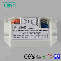 4~18W UV lamp driver preheating type 18w electronic ballast