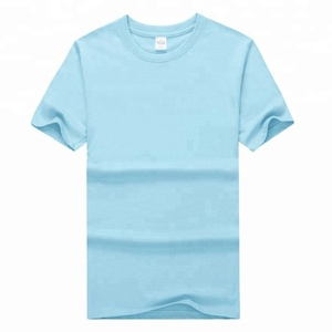 Free sample hiqh quality pre shrunk OEM&ODM organic cotton t shirts wholesale