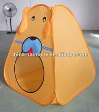 pop up animal play tent