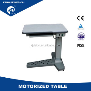 Large Size Ophthalmic Table KJ-OT700, Optomtery Instrument Table for 2 Instruments