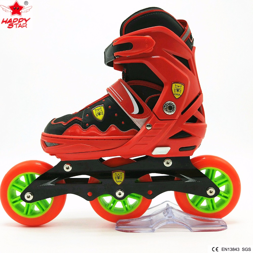 High quality semi-soft quad/inline skate full, innline skate shoes roller skate,ski with wheels