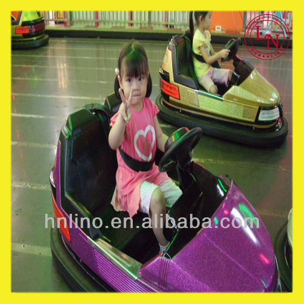 Family rides amusement park adults bumper cars, kids bumper car rides for sale