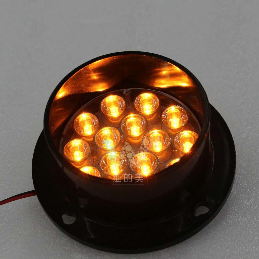 Back To Search Resultssecurity & Protection 2019 Latest Design Factory Direct Price Customized 125mm Red Yellow Green Full Ball Led Traffic Signal Light Less Expensive Roadway Safety