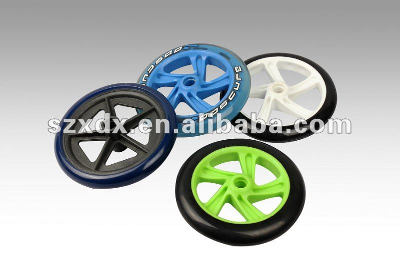 scooter wheel PU WHEEL BIG WHEEL 200mm