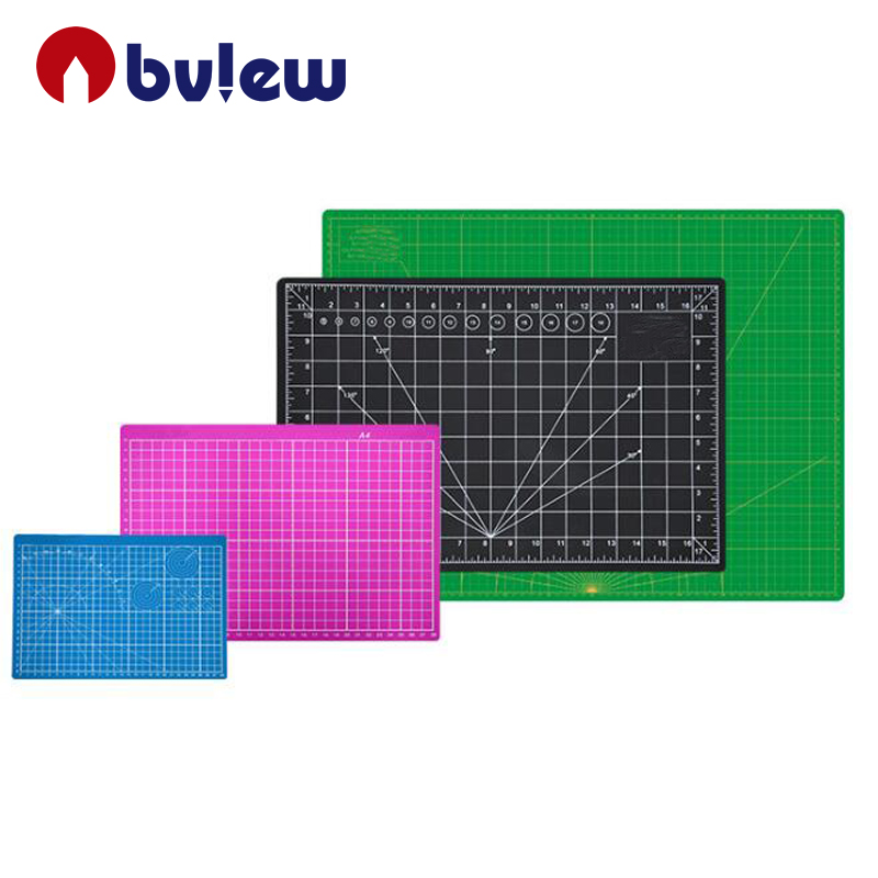 18x24 Professional Double Sided Flexible Fabric Rotary Self Healing Cutting Mat