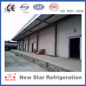 Cold room manufacturers in china for food cooling storage and freezing