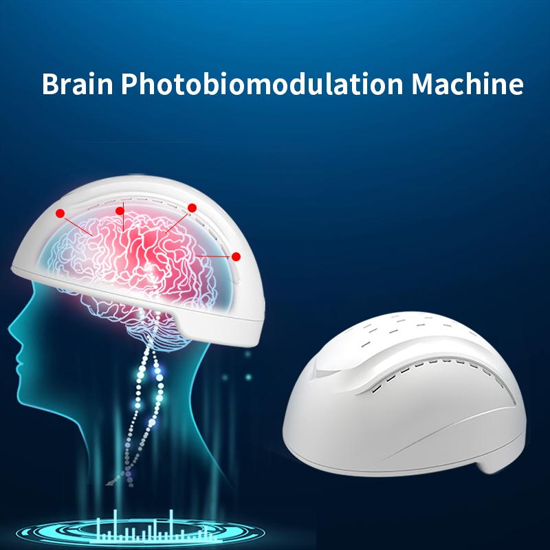 810nm मस्तिष्क Photobiomodulation बढ़ाने के लिए गहरी ऊतक चिकित्सा ऑक्सीजनेशन