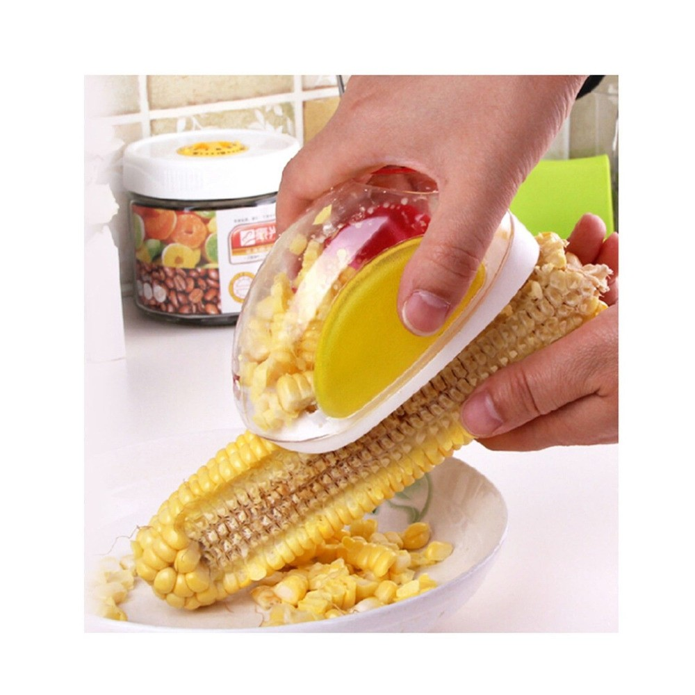 Factory price Mouse Corn Peeler Thresher Tool Kitchen Cob Kerneler Cutter