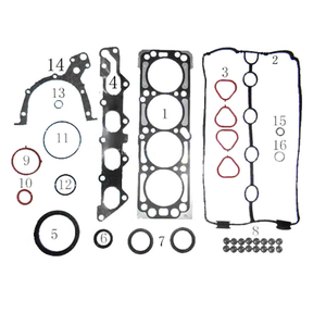 Manufacture 93740513 GM Deawoo Chevrolet Optra 1.6L Car Spare parts Engine Repair Gasket Kits